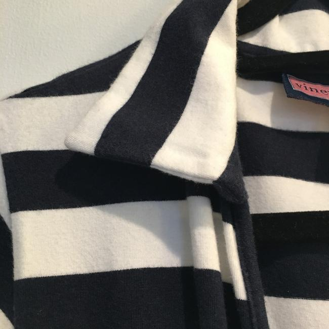 Vineyard Vines short dress Navy and white on Tradesy