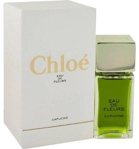 Chloé Chloe Eau de Fleurs Capucine for Women 3.3 oz/3.4 oz/100 ml EDT NEW