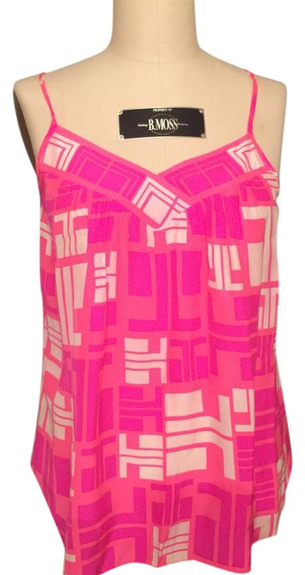 Preload https://img-static.tradesy.com/item/21576805/alice-and-trixie-pink-blouse-size-8-m-0-1-650-650.jpg