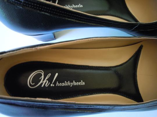 Oh! Healthy Heels black Pumps