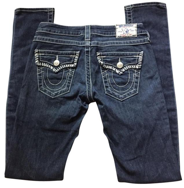 Preload https://item2.tradesy.com/images/true-religion-flap-pocket-skinny-jeans-size-26-2-xs-21576896-0-1.jpg?width=400&height=650