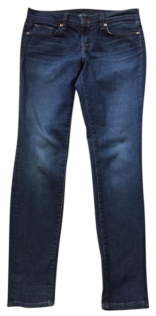 Preload https://img-static.tradesy.com/item/21576932/j-brand-blue-dark-rinse-league-skinny-jeans-size-26-2-xs-0-1-650-650.jpg