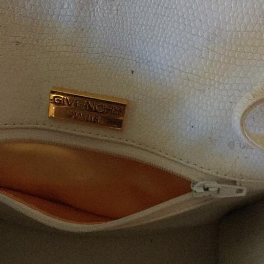 Givenchy white Messenger Bag
