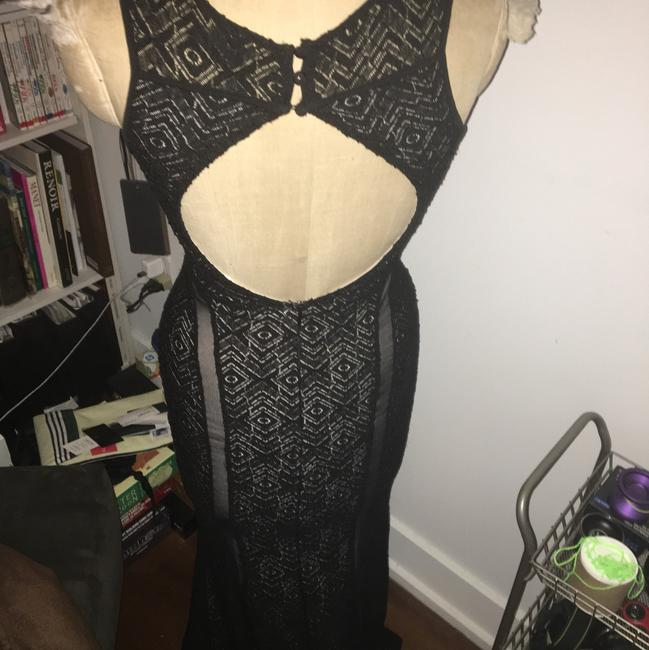 Guess Lace Maxi Sexy Mermaid Dress