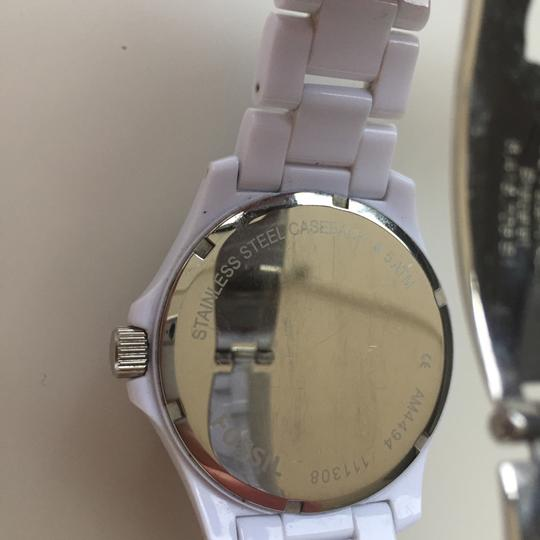 Fossil Fossil Women's Cecile White Chronograph Watch