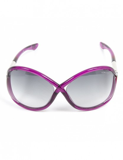 Tom Ford Designer Sunglasses for Women's WHITNEY FT0009 64 75B Purple