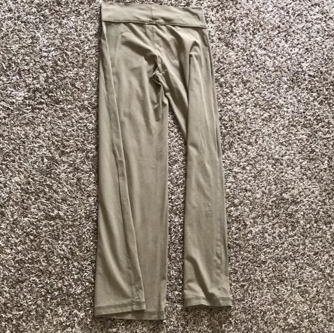 Eco-ga 'nik Wide Leg Pants kachi green