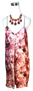 pink Maxi Dress by Adrianna Papell