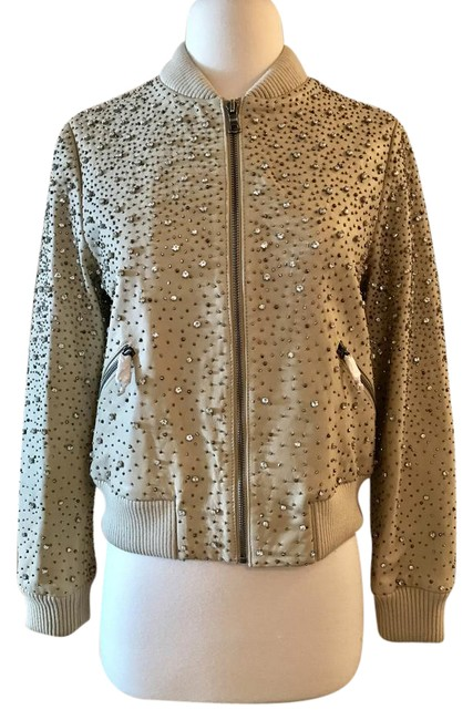 Preload https://item4.tradesy.com/images/alice-olivia-champagne-aliceolivia-demia-embellished-leather-cropped-bomber-size-12-l-21577128-0-1.jpg?width=400&height=650