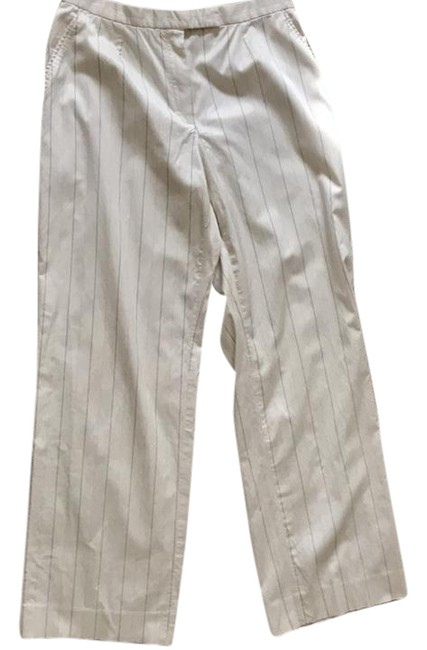 Preload https://item2.tradesy.com/images/armani-collezioni-off-white-with-grey-and-navy-pen-stripe-trousers-size-12-l-32-33-21577136-0-1.jpg?width=400&height=650