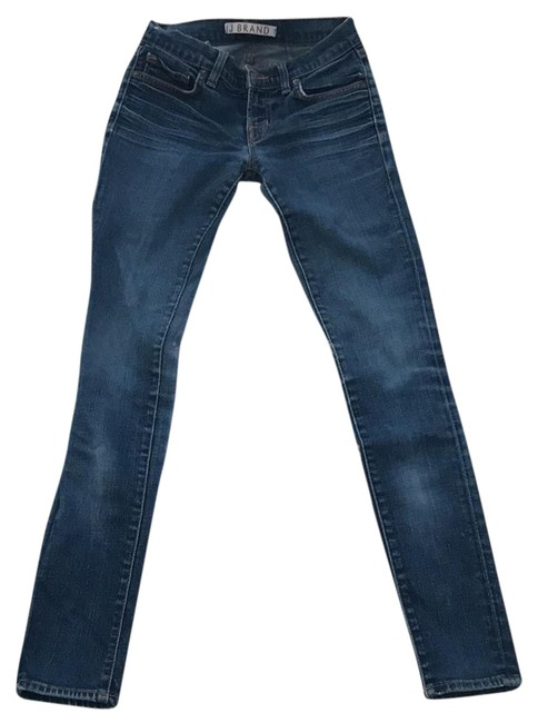 Preload https://item5.tradesy.com/images/j-brand-blue-medium-wash-skinny-jeans-size-25-2-xs-21577189-0-1.jpg?width=400&height=650