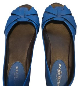 Mossimo Supply Co. Blue Flats