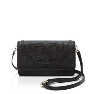 Tory Burch Black Messenger Bag