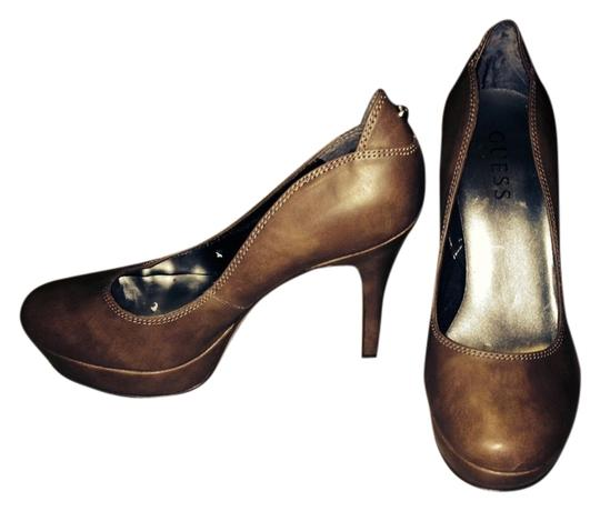 Guess Reserved For Susan Brown Pumps