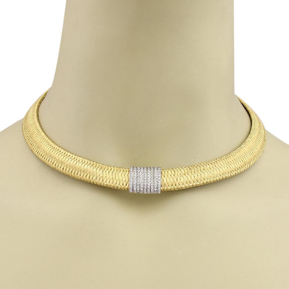 short bead necklace small y marco products sivigliagoldnecklace yellow gold siviglia