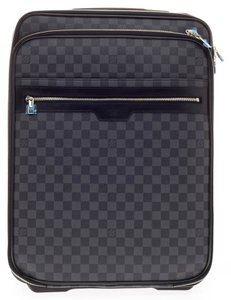 0320bb50d Get Black Canvas Louis Vuitton Weekend & Travel Bags for 70% Off or ...