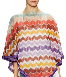Missoni Zig zag Design knit scarf by Missoni