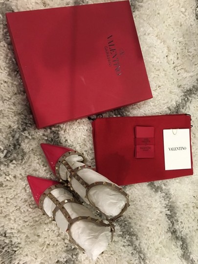 Valentino In Box PINK Pumps Image 1