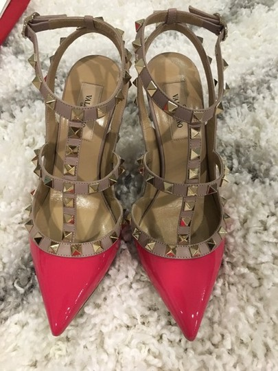Valentino In Box PINK Pumps Image 2