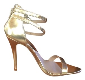 Call It Spring Gold Pumps