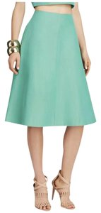 Tibi Skirt Sea Green