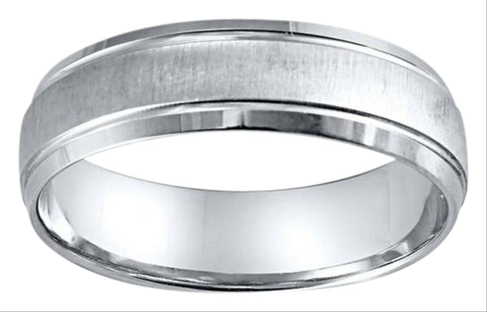 band zoom recycled ring mens gold bands wedding listing brushed fullxfull il