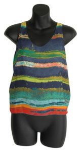 Rachel Roy Top blue