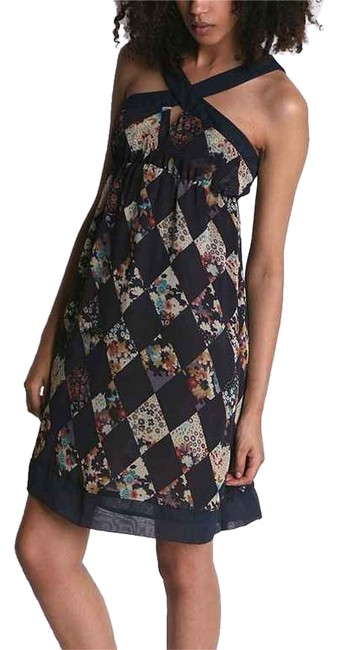 Kimchi Blue short dress Floral on Tradesy