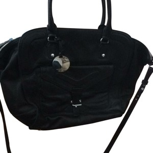 Hayden-Harnett Tote in black