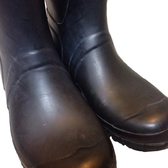 Hunter Black Boots Image 5