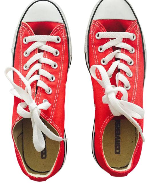Item - Red I.e Sneakers Size US 9 Regular (M, B)