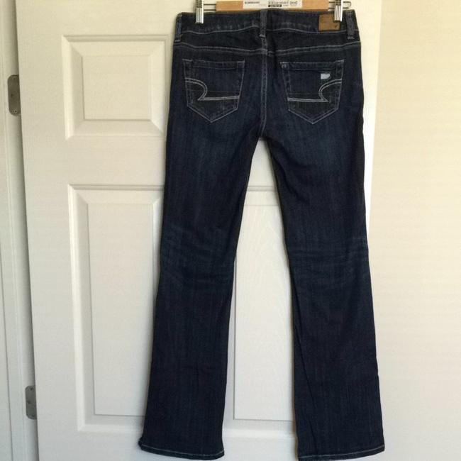 American Eagle Outfitters Boyfriend Cut Jeans-Medium Wash Image 1