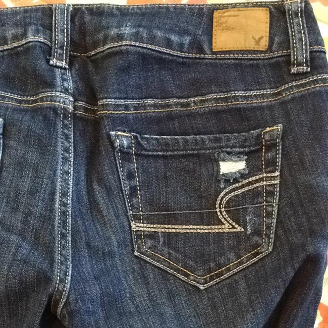 American Eagle Outfitters Boyfriend Cut Jeans-Medium Wash Image 2