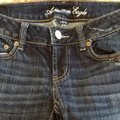 American Eagle Outfitters Boyfriend Cut Jeans-Medium Wash Image 4