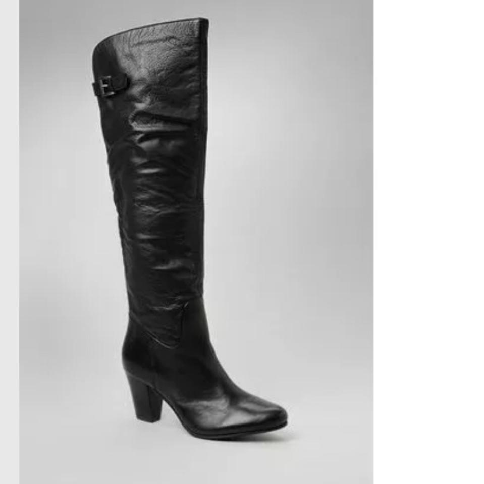 Bronx Black Boots/Booties Duke Allan Over Knee Boots/Booties Black 69bb05
