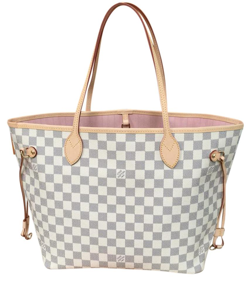 Louis Vuitton Neverfull Sold Out 2017 Neverfull Mm In Rose Ballerine ... c32d4b5cfc369