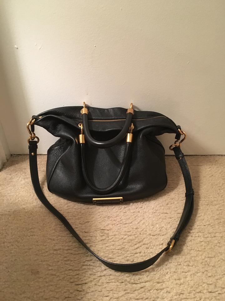 2c521f22e Marc by Marc Jacobs Too Hot To Handle Mini Shopper Black Leather ...