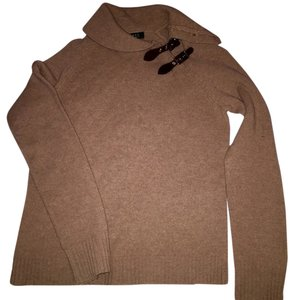 Ralph Lauren Buckle Classic Sweater