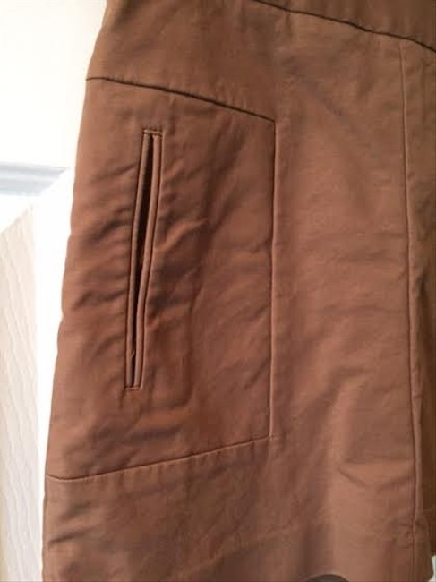 Gap Mini Mini Skirt Tan