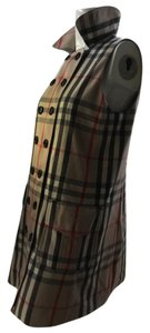check Maxi Dress by Burberry