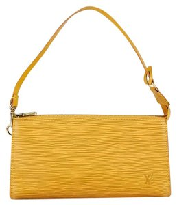 Louis Vuitton Yellow Clutch - item med img