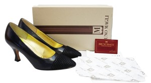 Bruno Magli New Vintage Black Pumps