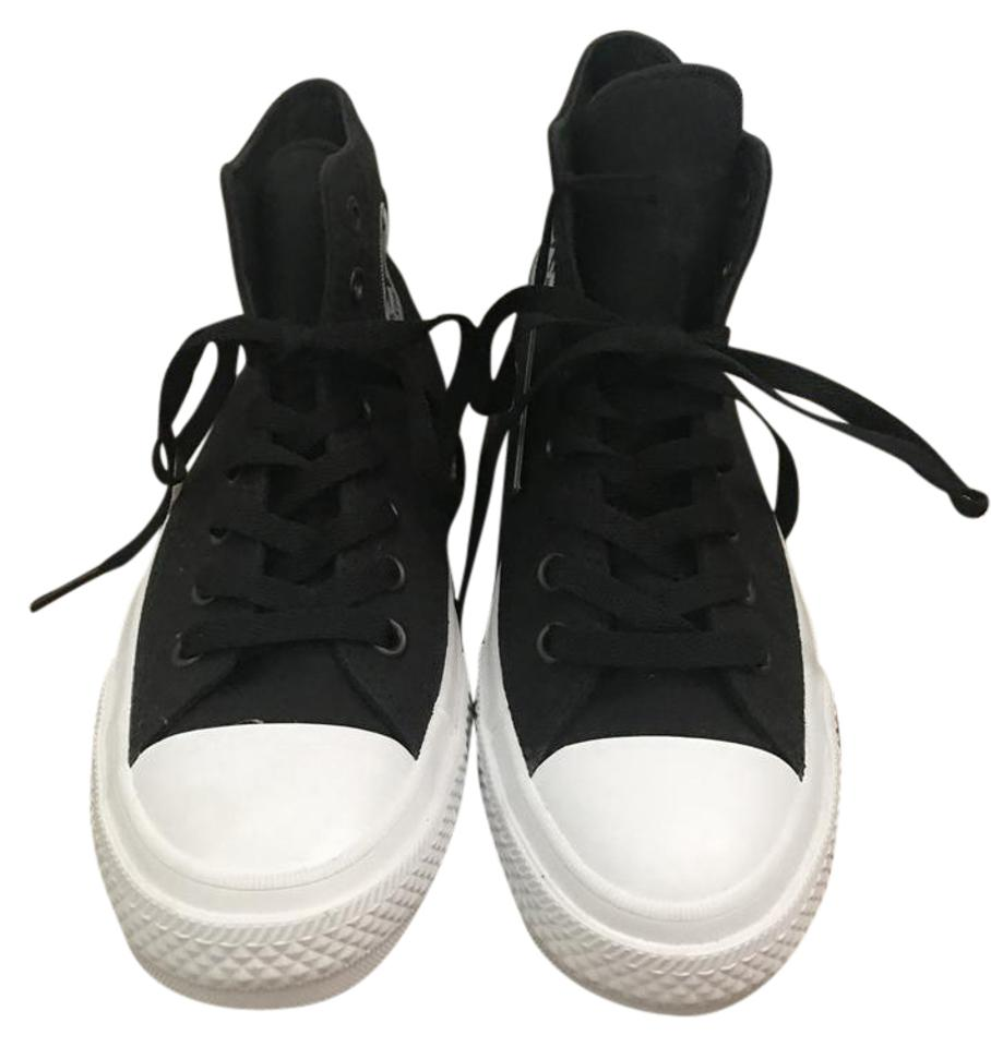 4ff372e951c650 Converse Black Taylor All Star  chuck Ii  High Top Sneaker Sneakers ...