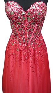 PinkBlush Prom Pageant Homecoming Dress
