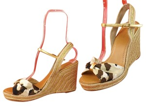 Kate Spade multicolor Wedges