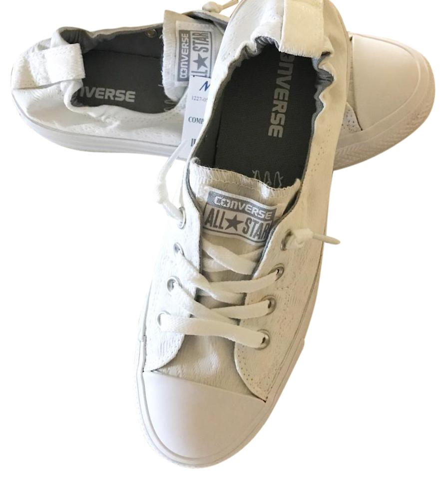 bc90caf7255a Converse White Ct Shoreline Slip Sneakers Size US 9 Regular (M