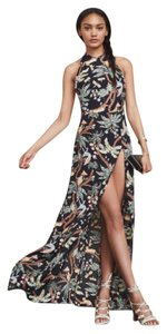 Multi Maxi Dress by Reformation Tropical Maxi Summer Comfortable Chic