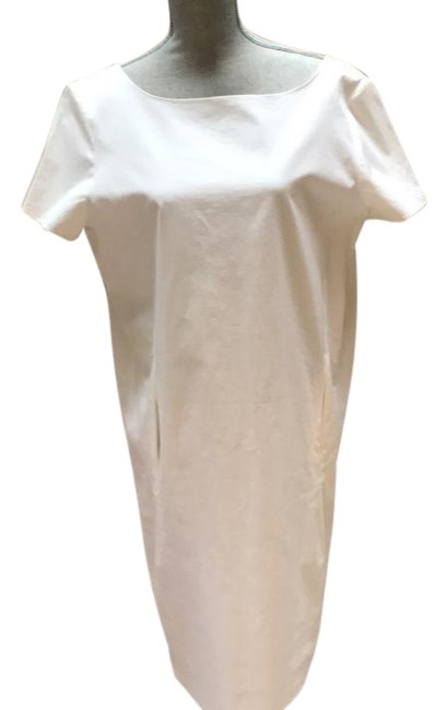 Item - White Short Casual Dress Size 10 (M)