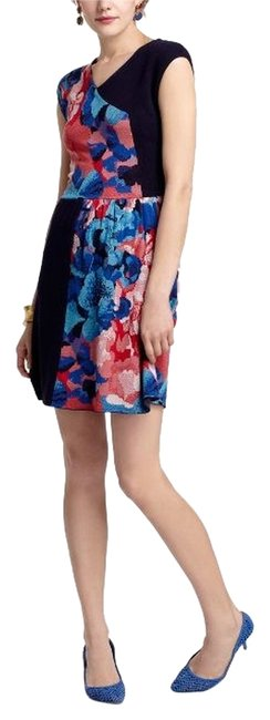 Preload https://item1.tradesy.com/images/leifsdottir-pinks-and-blues-floral-above-knee-workoffice-dress-size-12-l-2158725-0-0.jpg?width=400&height=650