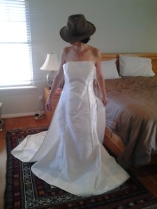Demetrios 1211 S Wedding Dress
